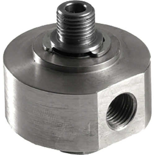 Stainless Steel Swivel Coupling - 90°