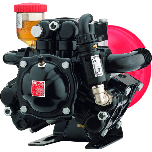 Annovi Reverberi AR135BP-GR3/4 550 RPM Semi-Hydraulic Three Diaphragm Pump