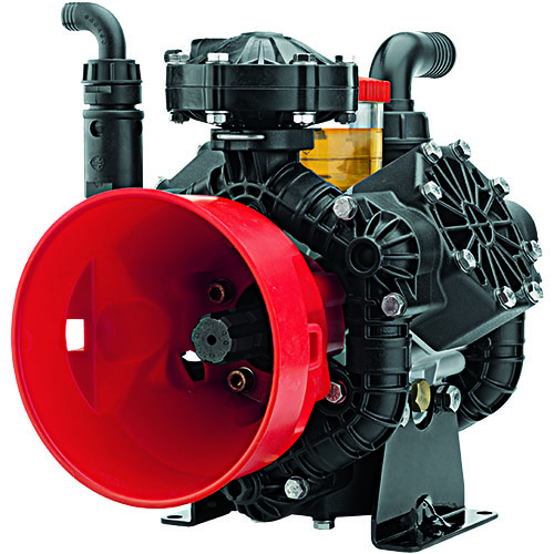 AR80 - 550 RPM - Semi-Hydraulic Three-Diaphragm Pump
