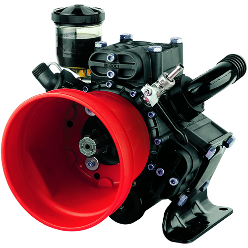 Annovi Reverberi AR813-C/C 550 RPM Semi-Hydraulic Three Diaphragm Pump