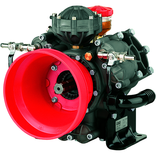 AR1053 - AR1203 - 550 RPM - Semi-Hydraulic Three Diaphragm Pump